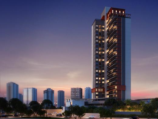 Fachada - Cobertura à venda Rua Turiassu,Perdizes, São Paulo - R$ 711.249 - II-3043-9358 - 3