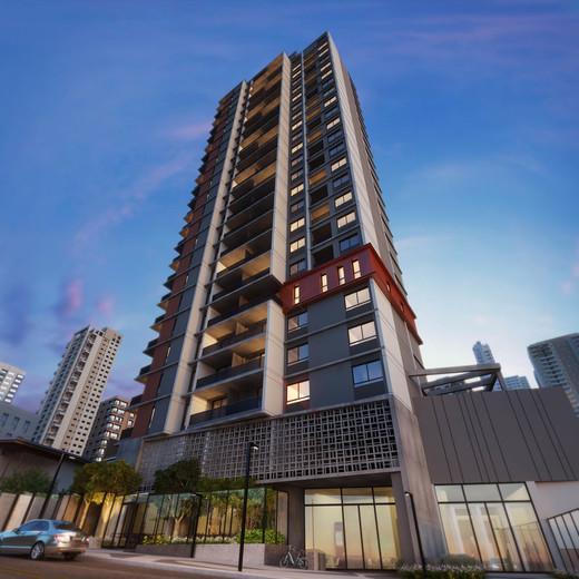 Portaria - Cobertura à venda Rua Turiassu,Perdizes, São Paulo - R$ 711.249 - II-3043-9358 - 4