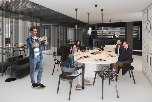 Cozinha compartilhada - Cobertura à venda Rua Turiassu,Perdizes, São Paulo - R$ 711.249 - II-3043-9358 - 8