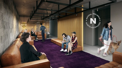 Lounge - Fachada - VN Consolação - 485 - 6