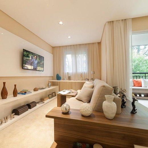 Living - Fachada - Top Club Plaza - 486 - 5