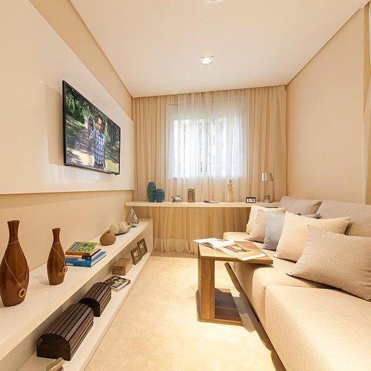 Living - Fachada - Top Club Plaza - 486 - 6