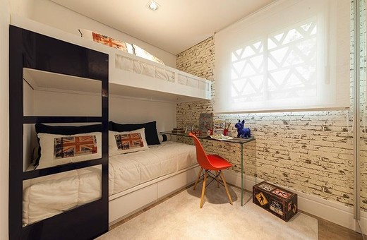 Dormitorio - Fachada - Top Club Plaza - 486 - 15