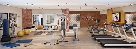 Fitness - Fachada - Top Club Plaza - 486 - 17