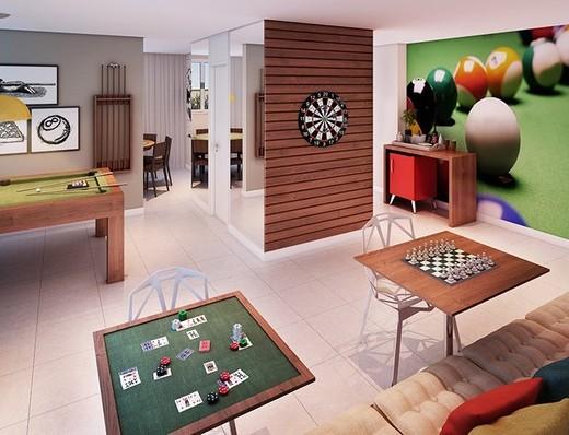 Salao de jogos - Fachada - Top Club Plaza - 486 - 19