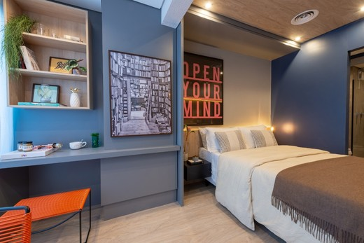 Dormitorio - Fachada - Facto Paulista - 487 - 9