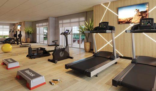 Fitness - Fachada - Vértiz Vila Mascote - 488 - 11