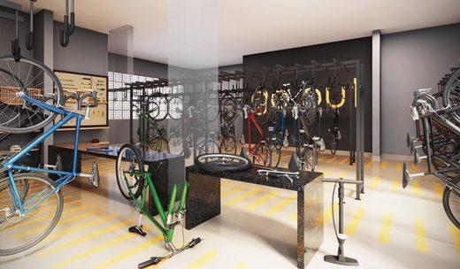 Bicicletario - Fachada - Vértiz Vila Mascote - 488 - 19