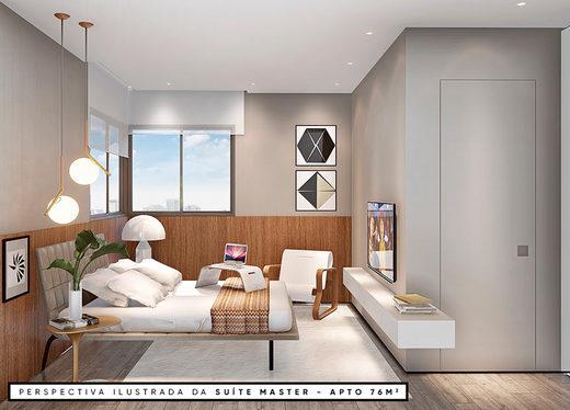 Dormitorio - Fachada - EXP Moema - 123 - 11