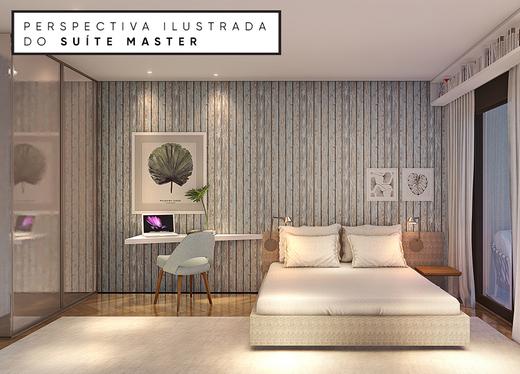 Dormitorio - Fachada - EXP Moema - 123 - 12