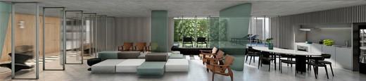 Lounge - Fachada - EXP Moema - 123 - 15