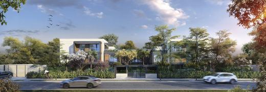Fachada - Casa em Condomínio 4 quartos à venda Alto de Pinheiros, Zona Oeste,São Paulo - R$ 7.243.185 - II-3092-9448 - 1