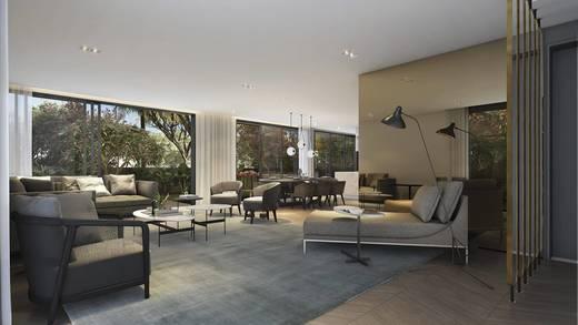 Living - Casa em Condomínio 4 quartos à venda Alto de Pinheiros, Zona Oeste,São Paulo - R$ 7.243.185 - II-3092-9448 - 9