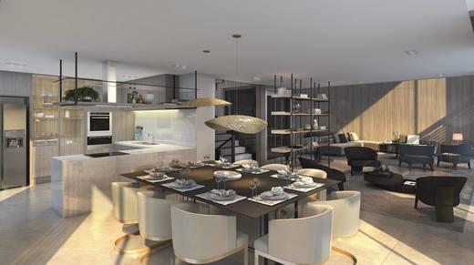 Living - Casa em Condomínio 4 quartos à venda Alto de Pinheiros, Zona Oeste,São Paulo - R$ 7.243.185 - II-3092-9448 - 11