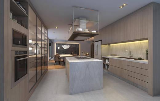 Cozinha - Casa em Condomínio 4 quartos à venda Alto de Pinheiros, Zona Oeste,São Paulo - R$ 7.243.185 - II-3092-9448 - 12
