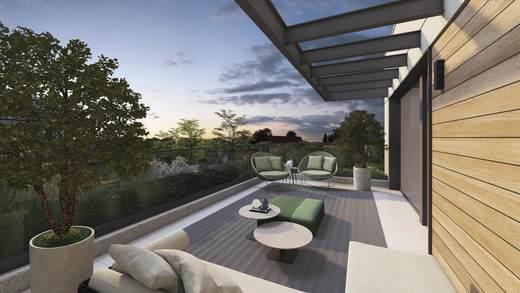 Terraco - Casa em Condomínio 4 quartos à venda Alto de Pinheiros, Zona Oeste,São Paulo - R$ 7.243.185 - II-3092-9448 - 17