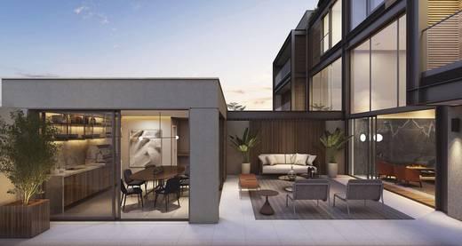 Area externa - Casa em Condomínio 4 quartos à venda Alto de Pinheiros, Zona Oeste,São Paulo - R$ 7.243.185 - II-3092-9448 - 21