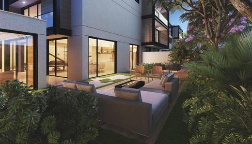 Fire place - Casa em Condomínio 4 quartos à venda Alto de Pinheiros, Zona Oeste,São Paulo - R$ 7.243.185 - II-3092-9448 - 26