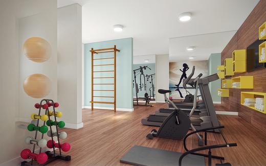 Fitness - Fachada - Condomínio Maxi - 492 - 5