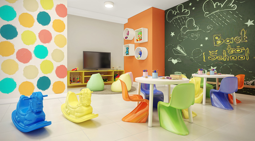 Espaco kids - Fachada - Condomínio Maxi - 492 - 8