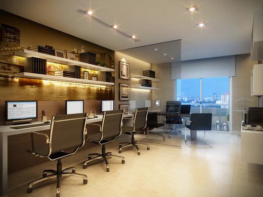 Sala - Fachada - Spot Offices Penha - 491 - 5