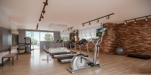 Fitness - Fachada - Landscape Alto da Boa Vista - 494 - 9