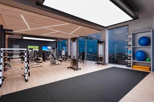 Fitness - Fachada - Core Pinheiros Home - 127 - 5