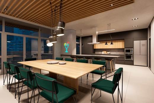 Espaco gourmet - Fachada - Core Pinheiros Home - 127 - 6