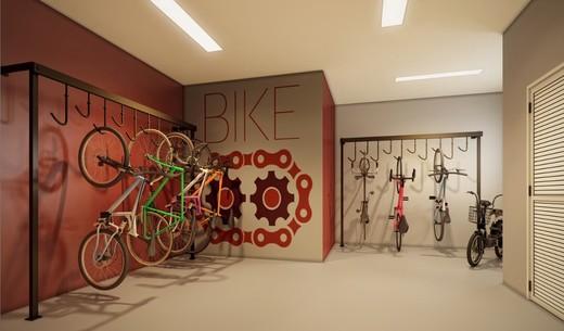 Bicicletario  - Fachada - Boulevard Vila Maria - 498 - 19