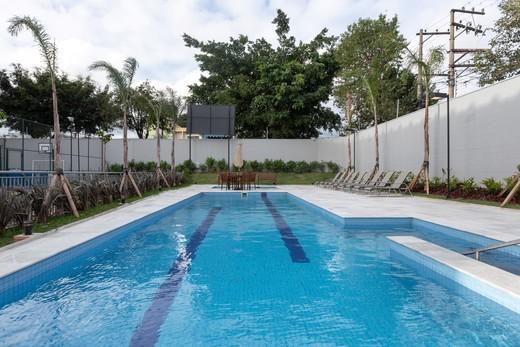 Piscina - Fachada - Boulevard Vila Maria - 498 - 22
