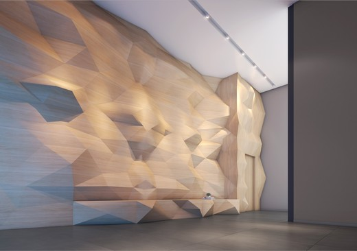 Hall - Fachada - Arte Arquitetura Vila Mariana - 128 - 2
