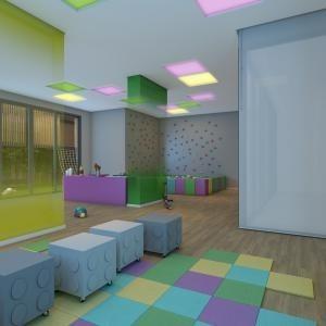 Espaco kids - Fachada - Arte Arquitetura Vila Mariana - 128 - 7
