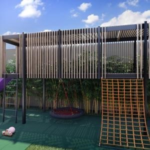 Playground - Fachada - Arte Arquitetura Vila Mariana - 128 - 8