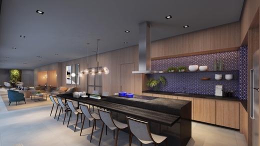 Espaco gourmet - Fachada - Lounge 71 - 129 - 7
