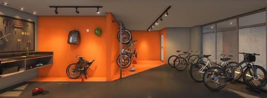 Bicicletario - Fachada - Lounge 71 - 129 - 12