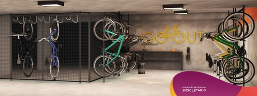 Bicicletario - Fachada - Viva Benx Mooca - 130 - 13