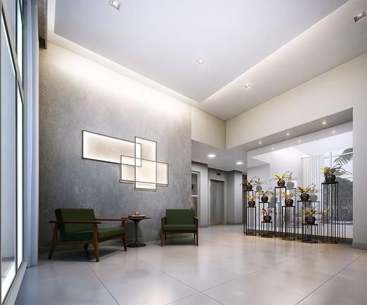 Hall social - Fachada - See Jardim Prudência - 507 - 3