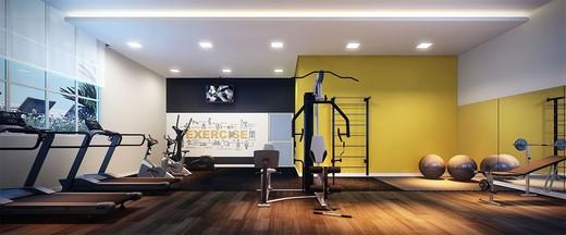 Fitness - Fachada - See Jardim Prudência - 507 - 6