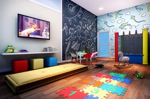 Espaco kids - Fachada - See Jardim Prudência - 507 - 9