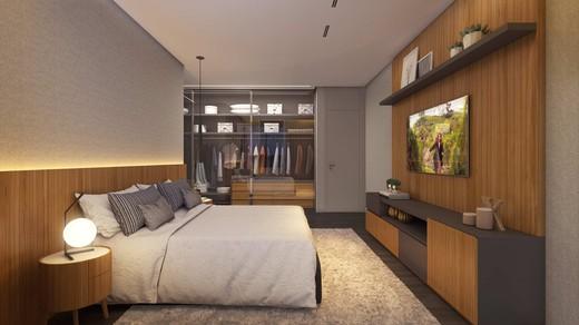 Dormitorio - Fachada - Simmetria Campo Belo - 506 - 5