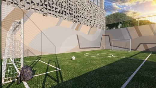 Quadra - Fachada - Simmetria Campo Belo - 506 - 12