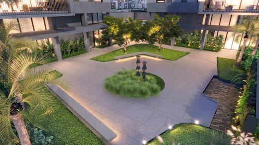 Praca - Fachada - Simmetria Campo Belo - 506 - 13