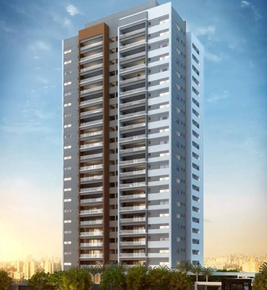 Fachada - Apartamento à venda Rua Lauriano Fernandes Júnior,Vila Leopoldina, São Paulo - R$ 1.787.746 - II-3538-10152 - 3