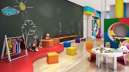 Espaco kids - Apartamento à venda Rua Lauriano Fernandes Júnior,Vila Leopoldina, São Paulo - R$ 1.787.746 - II-3538-10152 - 9