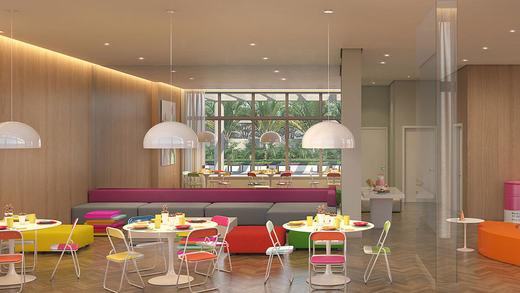 Salao de festas infantil - Fachada - Green Mond - 509 - 8
