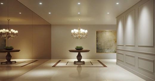 Hall social - Fachada - Living Elegance São Paulo - 511 - 3