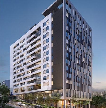 Fachada - Sala Comercial 22m² à venda Rua Artur de Azevedo,Pinheiros, São Paulo - R$ 651.900 - II-3822-10566 - 1