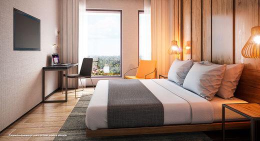 Quarto hotel - Sala Comercial 22m² à venda Rua Artur de Azevedo,Pinheiros, São Paulo - R$ 651.900 - II-3822-10566 - 8