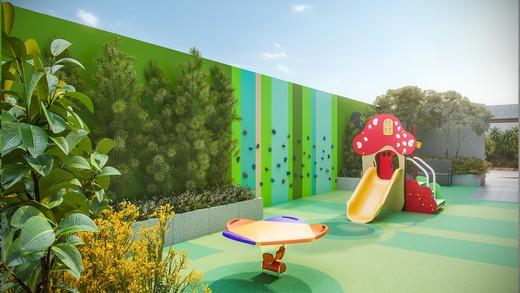 Playground - Fachada - Le Parc Itaim - 517 - 12