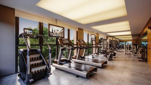 Fitness - Fachada - Le Parc Itaim - 517 - 7
